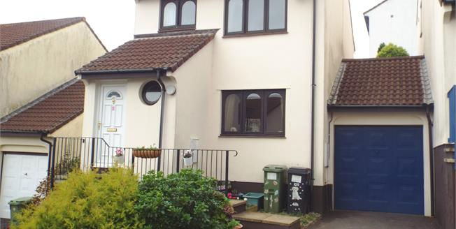 Asking Price £250,000, 3 Bedroom Link Detached House For Sale in Teignmouth, TQ14
