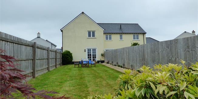 Guide Price £295,000, 3 Bedroom For Sale in Stoke Gabriel, TQ9