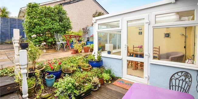 Guide Price £230,000, 3 Bedroom Semi Detached Bungalow For Sale in Totnes, TQ9