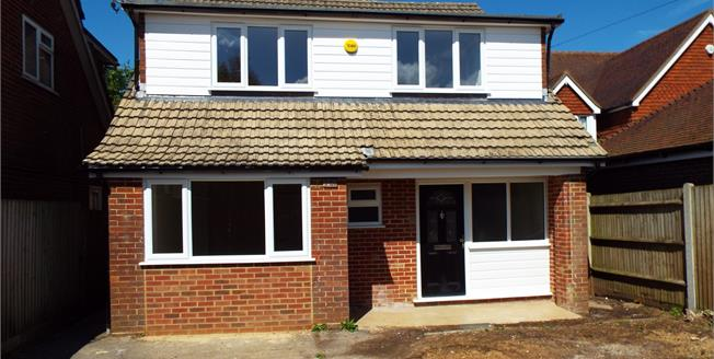 Asking Price £550,000, 4 Bedroom Detached House For Sale in Biggin Hill, TN16