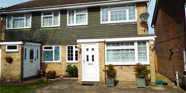 Asking Price £374,000, 3 Bedroom Semi Detached House For Sale in Biggin Hill, TN16