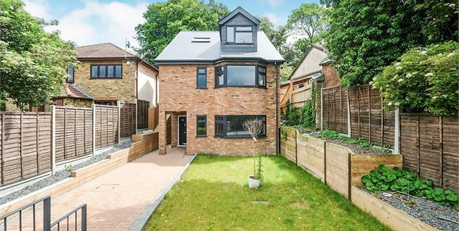 Asking Price £600,000, 4 Bedroom Detached House For Sale in Westerham, TN16