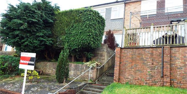 Asking Price £300,000, 2 Bedroom Terraced House For Sale in Biggin Hill, TN16