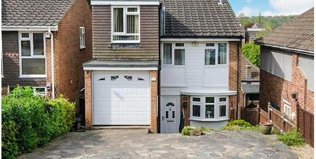 Asking Price £425,000, 4 Bedroom Detached House For Sale in Biggin Hill, TN16
