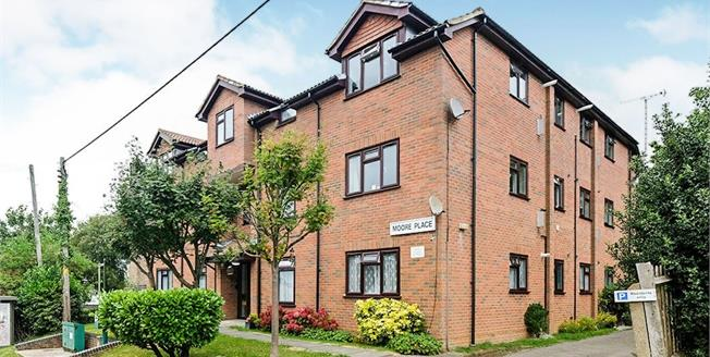Asking Price £180,000, 1 Bedroom Flat For Sale in Biggin Hill, TN16