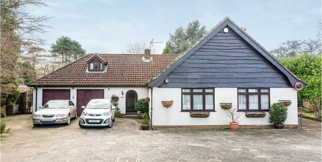 Asking Price £995,000, 6 Bedroom Detached Bungalow For Sale in Westerham, TN16