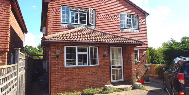 Asking Price £540,000, 4 Bedroom Detached House For Sale in Biggin Hill, TN16