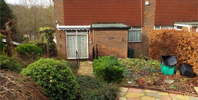 Asking Price £299,950, 2 Bedroom End of Terrace House For Sale in Biggin Hill, TN16