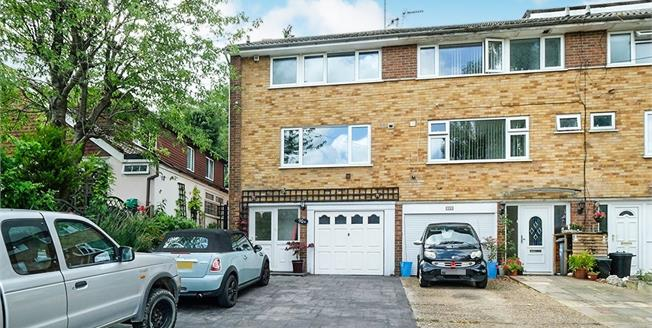 Asking Price £350,000, 3 Bedroom End of Terrace House For Sale in Biggin Hill, TN16
