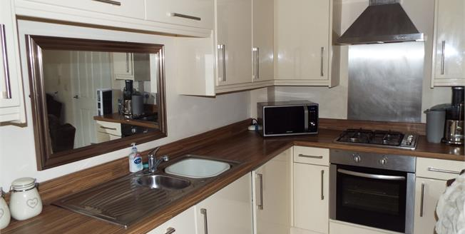 Guide Price £100,000, 2 Bedroom Flat For Sale in Woodthorpe, NG5