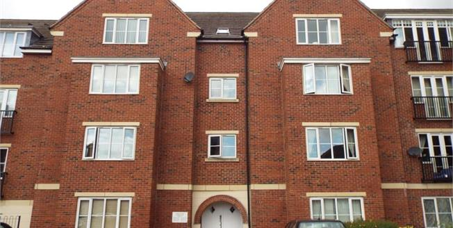 Guide Price £110,000, 2 Bedroom Flat For Sale in Arnold, NG5