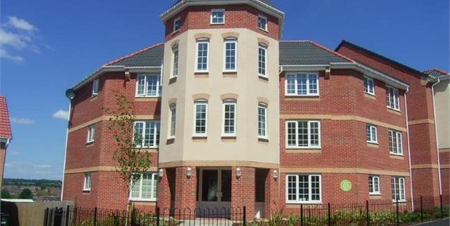 Asking Price £130,000, 2 Bedroom Flat For Sale in Arnold, NG5