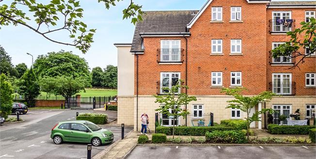 Asking Price £130,000, 2 Bedroom Flat For Sale in Woodthorpe, NG5