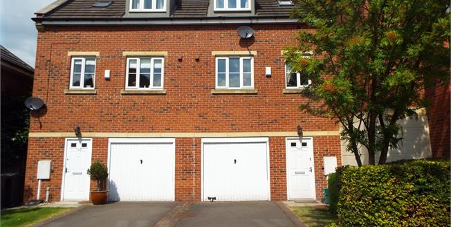 Asking Price £180,000, 3 Bedroom Semi Detached House For Sale in Arnold, NG5