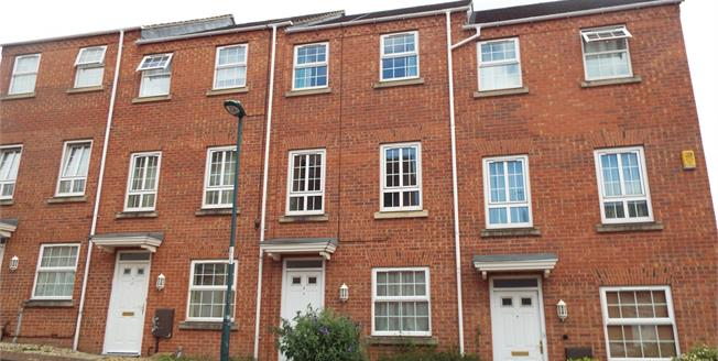 Asking Price £150,000, Terraced House For Sale in Nottingham, NG5