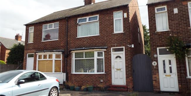 Asking Price £100,000, 2 Bedroom Semi Detached House For Sale in Daybrook, NG5