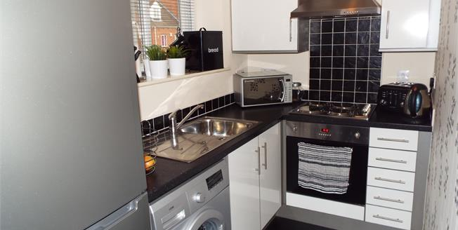 Offers Over £65,000, 1 Bedroom Flat For Sale in Nottingham, NG5