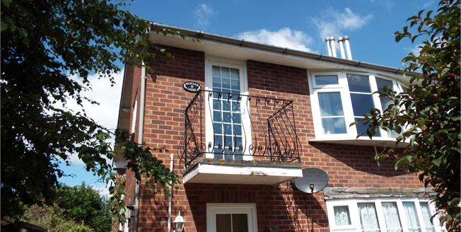 Offers Over £105,000, 2 Bedroom Maisonette For Sale in Carlton, NG4
