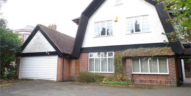 Guide Price £405,000, 5 Bedroom Detached House For Sale in Redhill, NG5