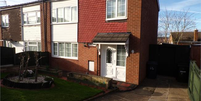 Asking Price £145,000, 3 Bedroom Semi Detached House For Sale in Arnold, NG5