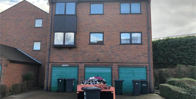 Asking Price £85,000, 1 Bedroom Flat For Sale in Arnold, NG5
