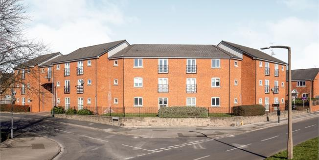 Guide Price £40,000, 1 Bedroom Flat For Sale in Arnold, NG5