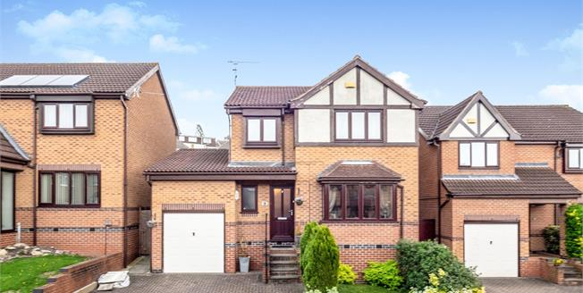 Asking Price £320,000, 4 Bedroom Detached House For Sale in Arnold, NG5