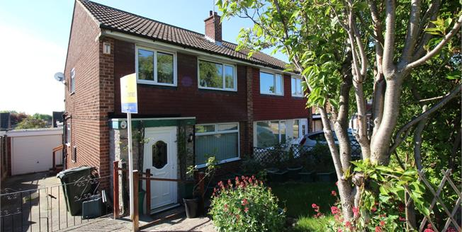 Asking Price £165,000, 3 Bedroom Semi Detached House For Sale in Arnold, NG5