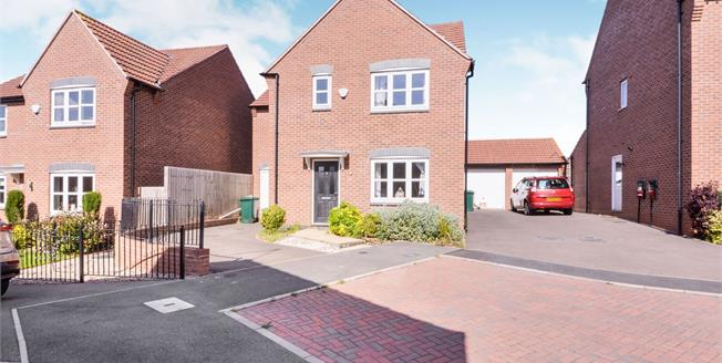 Asking Price £280,000, 4 Bedroom Detached House For Sale in Arnold, NG5
