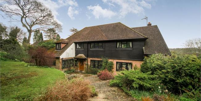 Guide Price £1,250,000, 7 Bedroom Detached House For Sale in Caterham, CR3