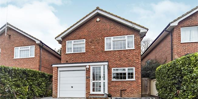 Asking Price £600,000, 4 Bedroom Detached House For Sale in Coulsdon, CR5