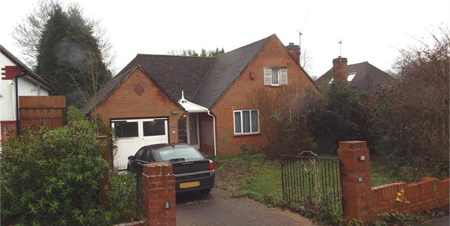 Asking Price £550,000, 2 Bedroom Detached Bungalow For Sale in Epsom, KT17