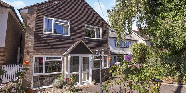 Asking Price £580,000, 4 Bedroom Detached House For Sale in Epsom, KT17