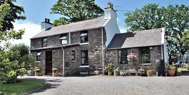 Asking Price £359,950, 3 Bedroom Detached House For Sale in Ballaugh, IM7