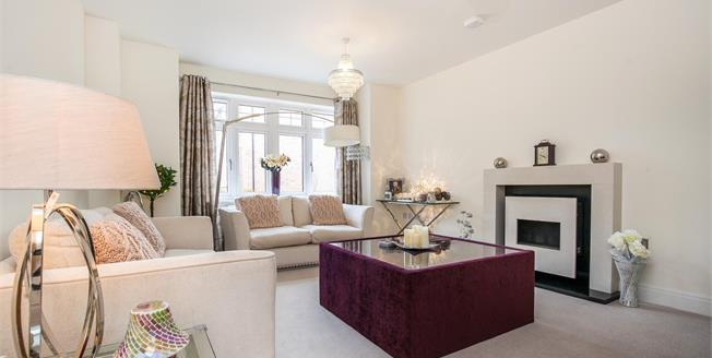 Offers in excess of £625,000, 4 Bedroom Semi Detached House For Sale in Epsom, KT18