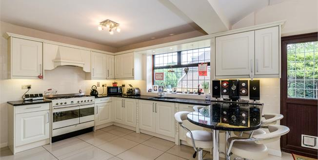 Asking Price £779,950, 3 Bedroom Detached House For Sale in Epsom, KT17