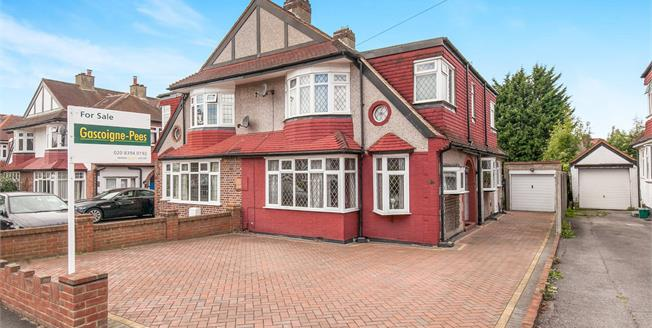 Asking Price £629,950, 4 Bedroom Semi Detached House For Sale in Epsom, KT17