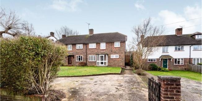 Asking Price £525,000, 3 Bedroom Semi Detached House For Sale in Banstead, SM7