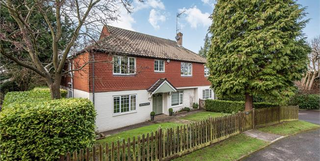 Guide Price £1,250,000, 6 Bedroom Detached House For Sale in Leatherhead, KT22