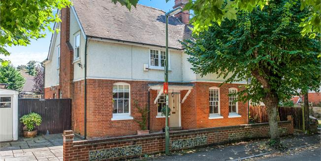 Asking Price £995,000, 4 Bedroom Detached House For Sale in Leatherhead, KT22