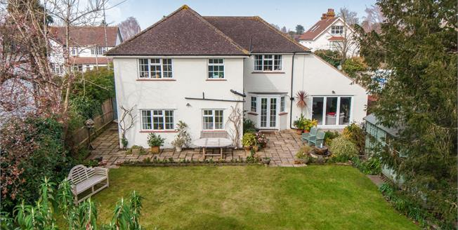 Offers in excess of £998,500, 4 Bedroom Detached House For Sale in Ashtead, KT21