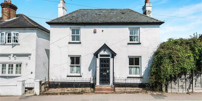 Asking Price £625,000, 4 Bedroom For Sale in Leatherhead, KT22