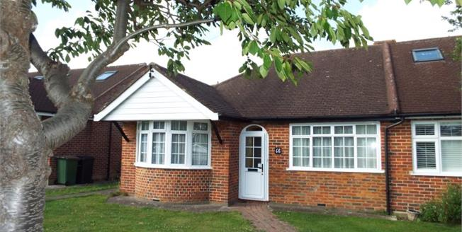 £425,000, 2 Bedroom Semi Detached Bungalow For Sale in Fetcham, KT22