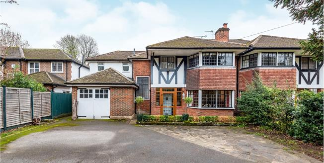 Guide Price £825,000, 4 Bedroom Semi Detached House For Sale in Fetcham, KT22