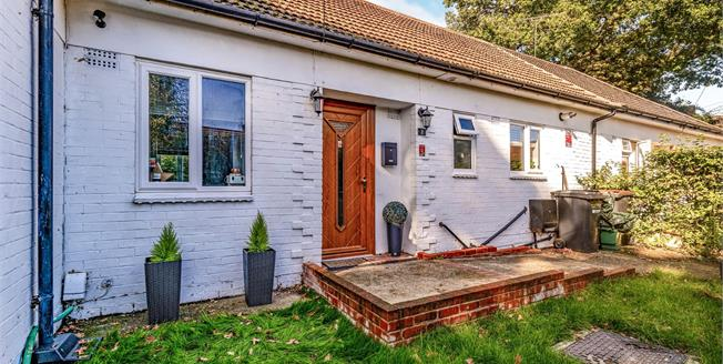 Asking Price £375,000, 2 Bedroom Semi Detached Bungalow For Sale in Leatherhead, KT22