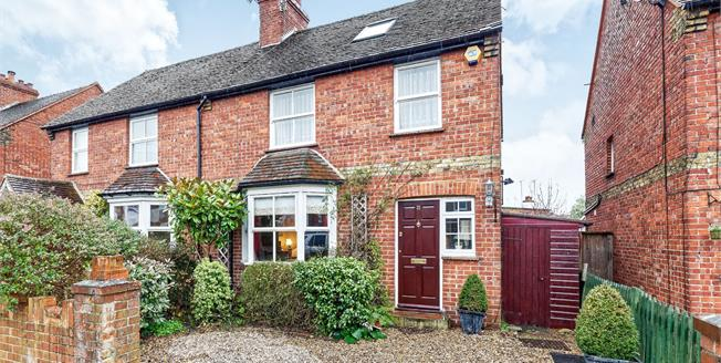 Guide Price £490,000, 4 Bedroom Semi Detached House For Sale in Leatherhead, KT22