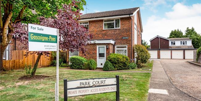 Asking Price £200,000, 1 Bedroom Flat For Sale in Bookham, KT23