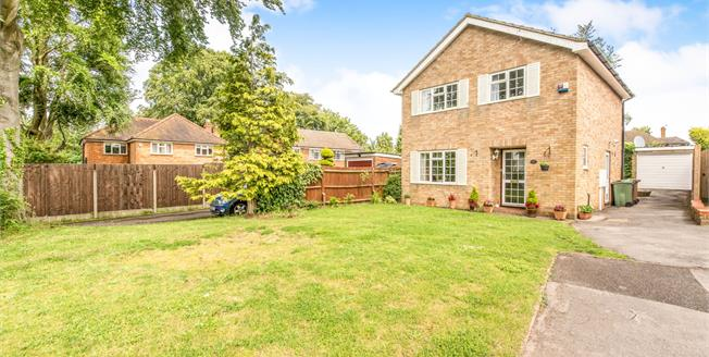 Offers in excess of £550,000, 4 Bedroom Detached House For Sale in Effingham, KT24