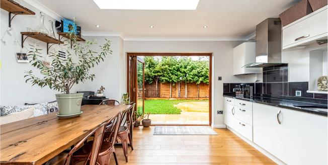 Guide Price £395,000, 2 Bedroom Semi Detached Bungalow For Sale in Leatherhead, KT22