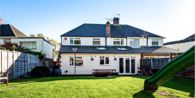 £575,000, 4 Bedroom Semi Detached House For Sale in Fetcham, KT22